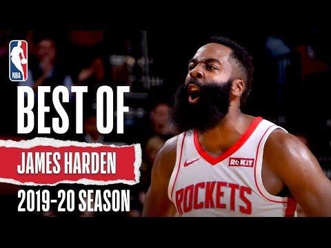 Best Of James Harden | 2019-20 NBA Season