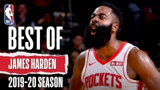 Best Of James Harden | 2019-20 NBA Season