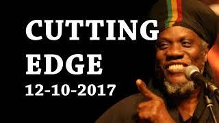 Mutabaruka Cutting Edge 12/10/2017