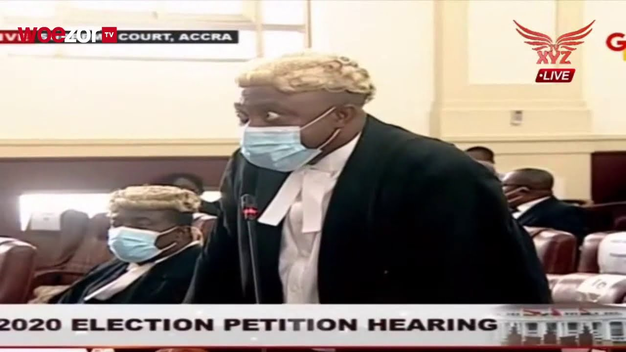 Live | Day 3 | Election Petition Hearing