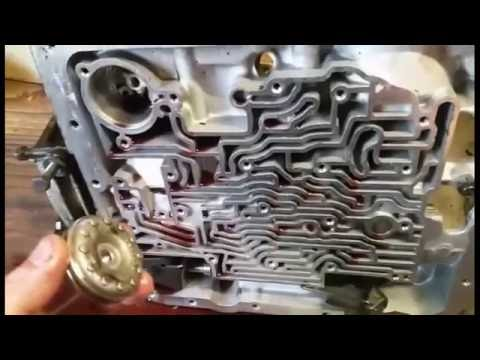 4L60e700R4 Accumulator Pistons Tech Tip  YouTube