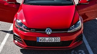 Почему GTI лучший Гольф современности? Тест VW Golf R 2017, Гольф ГТИ и Фольксваген Golf GTE