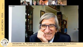 Giulio Andreotti: ricordi di una vita