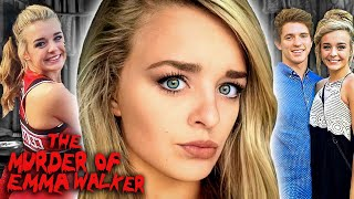 Emma Walker: The Cheerleader Who Got Murdered By Her Crazy Ex..