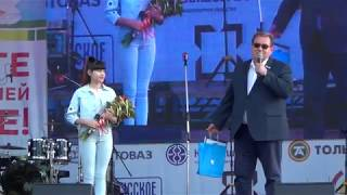 Диана Анкудинова (Diana Ankudinova) - Cher Strong Enough live (Поздравление от Главы г. Тольятти)