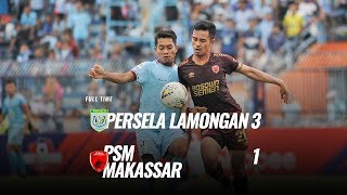[pekan 31] Cuplikan Pertandingan Persela Lamongan Vs Psm Makassar, 7 Desember 2019