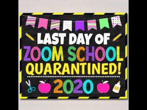 Last Day of School w/Profe 19-20 Alden Elementary School
