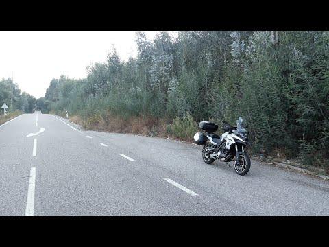 Aldeia das Dez 2018 Benelli TRK 502
