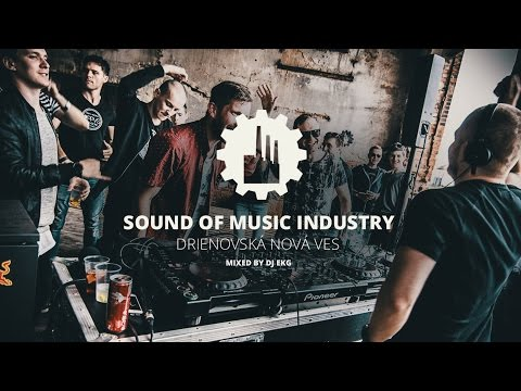 Sound of Music Industry / Mixed by Dj EKG  /
