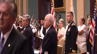 Sen. Hansen honors uncle at 21st annual Memorial Day ceremony
