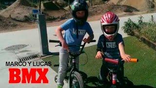 Marco y Lucas BMX.