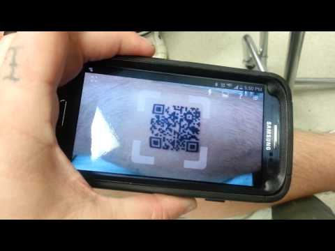 how to create a scannable barcode