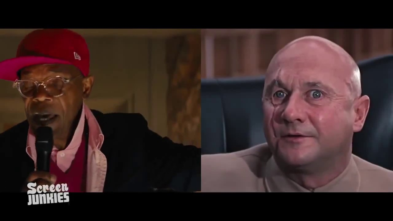 (Vietsub) Honest Trailers - Kingsman The Secret Service