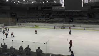 Хоккей ЛНХЛ за 1м.  Антикор  -  Оптимист   25.04.2018 г. 3 пер. Пермь