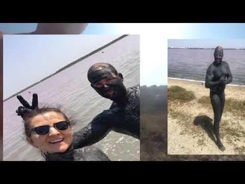 Сакское озеро (Крым)лечебные грязи