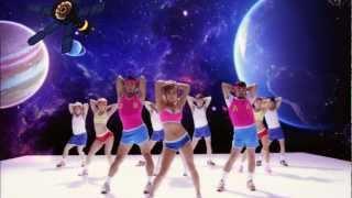 Repeat youtube video 2013 自由發揮『GYM』官方mv, Cross too Over 鄭多燕 정다연