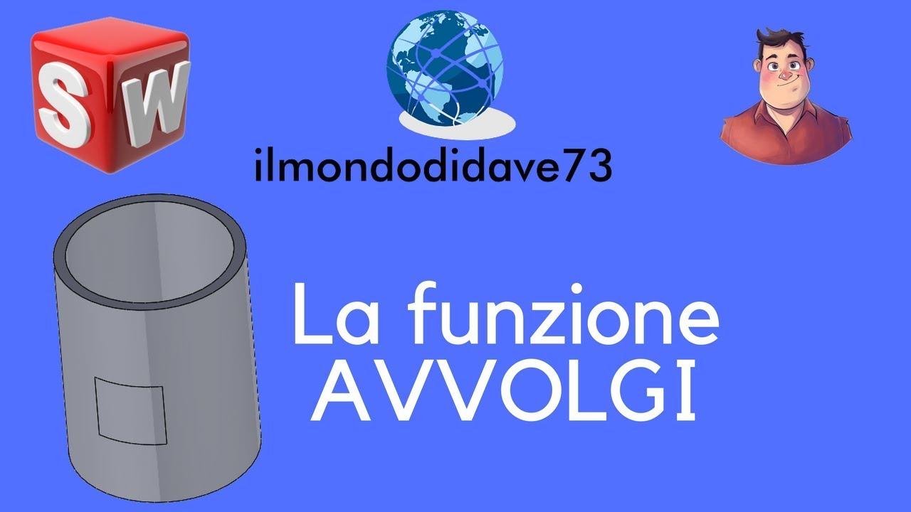 Tutorial solidworks italiano creare un cuscinetto volvente.