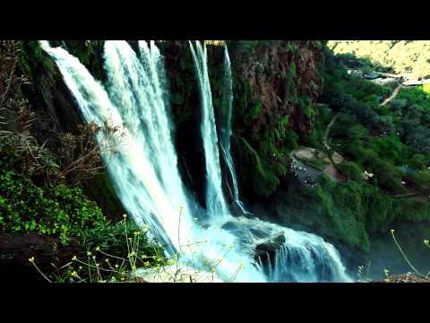 LES CASCADES D'OUZOUD — الجمال الحقيقي للمغرب — الحلقة 4 - The Real Beauty of Morocco