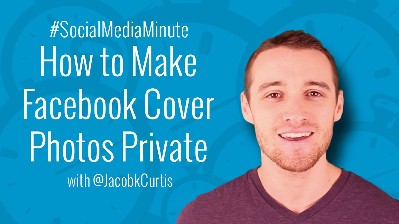 Private to photos make cover how