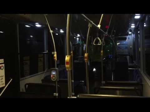 Transdev NSW m/o 9977 - Scania K230UB (ZF Kickdown) Video 2