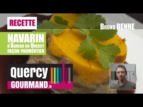 Recette : NAVARIN D'AGNEAU – quercygourmand.tv