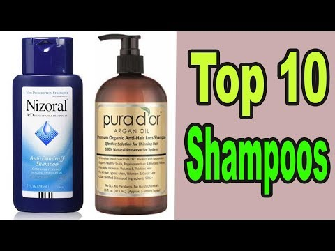 2019-2020 | Top 10 Best Shampoo 2020 | Top Shampoo Reviews | selling Shampoos On Amazon