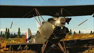 "War Thunder Cinematic - ""Flyboys"" Movie Tribute - Rawlings & Luciene"