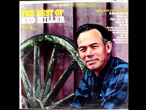 From A Jack To A King , Ned Miller , 1962 Vinyl