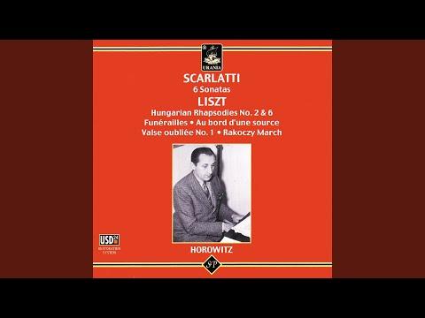 Hungarian Rhapsody No. 2 (arranged By Horowitz)
