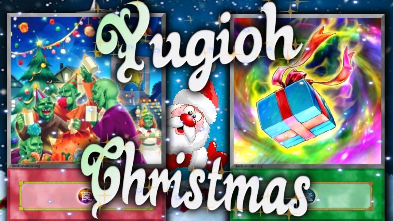 Yugioh TRAPS vs SPELLS Deck! Red vs Green! (Yu-gi-Oh! CHRISTMAS ...