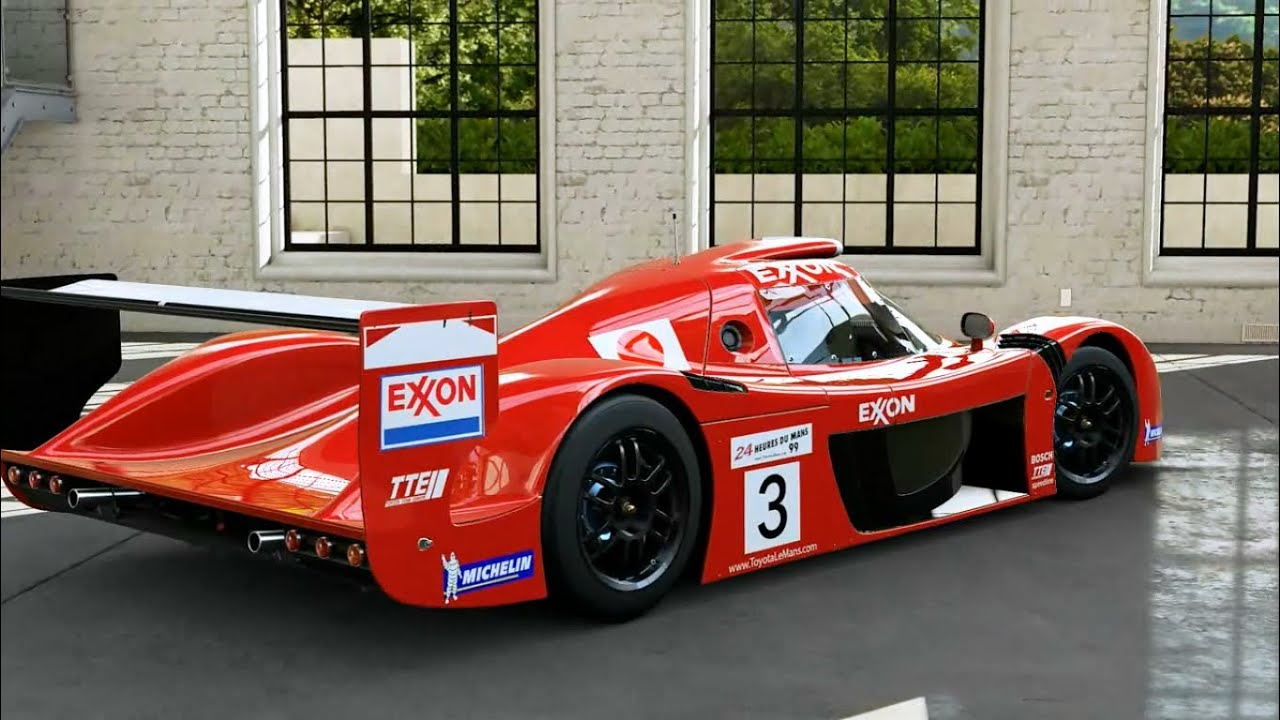 Forza Motorsport 5 1999 Toyota 3 Toyota Motorsports Gt