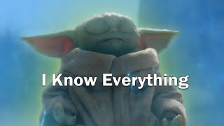 Baby Yoda But With Subtitles 3