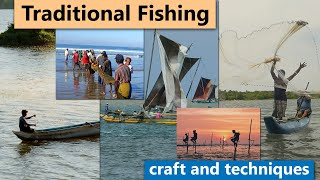 Traditional Fishing Craft and Techniques Sri Lanka
