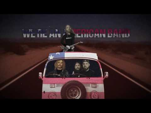 BPMD - We're An American Band (Official Lyric Video) | Napalm Records