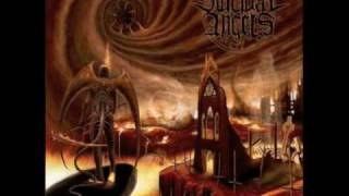 Suicidal Angels:Vomit on the cross+the Prophecy