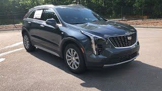 2019 Cadillac XT4 Premium Luxury 2.0T Review Walkaround and Features