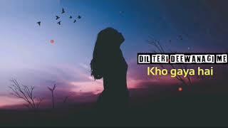 Dil teri deewangi mein mp3 song download kismat dil teri deewangi.