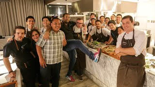The Gaggan Experience In Manila!