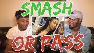 SMASH OR PASS ( YOUTUBERS EDITION ) Jilly Anais, Queen, Chandler Alexis.. Ect.