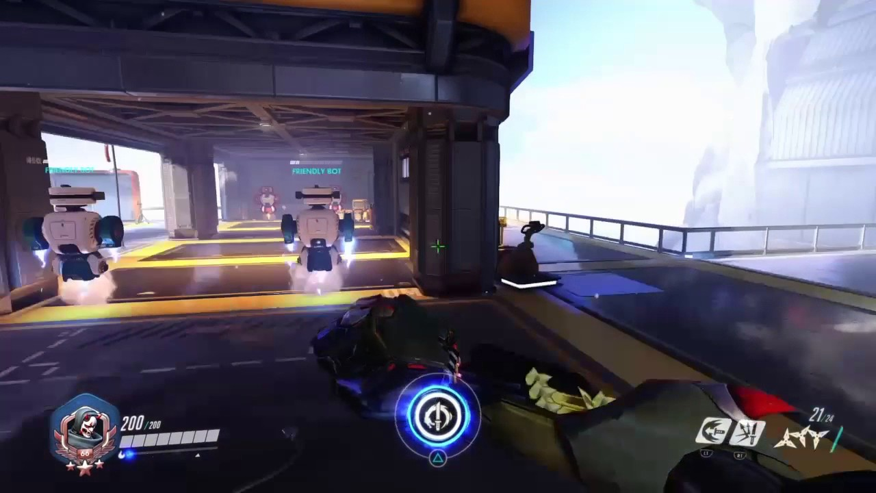 OP TRICK TO GET MORE THAN 100 SENSITIVITY ON ALL HEROES! (Overwatch)