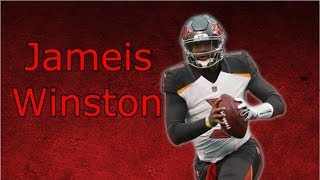Jameis Winston can make plays under pressure as well as anybody in the league