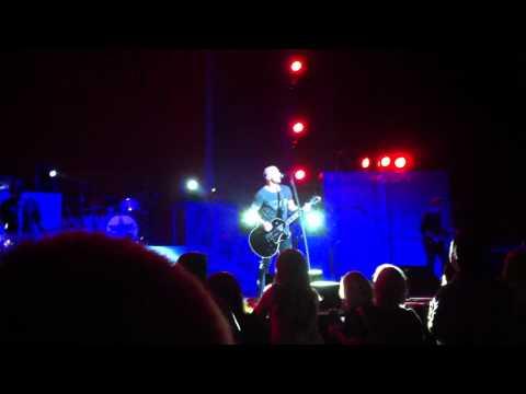 Daughtry Concert Columbia, SC April 2012