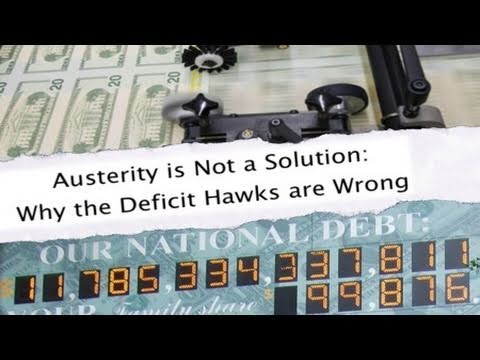 Austerity Not a Solution