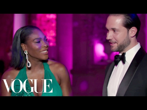 Serena Williams & Alexis Ohanian on Learning Their Baby