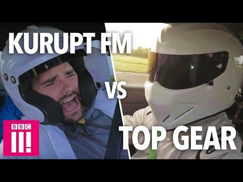 Kurupt FM Races The Stig: People Just Do Nothing VS Top Gear UNCUT