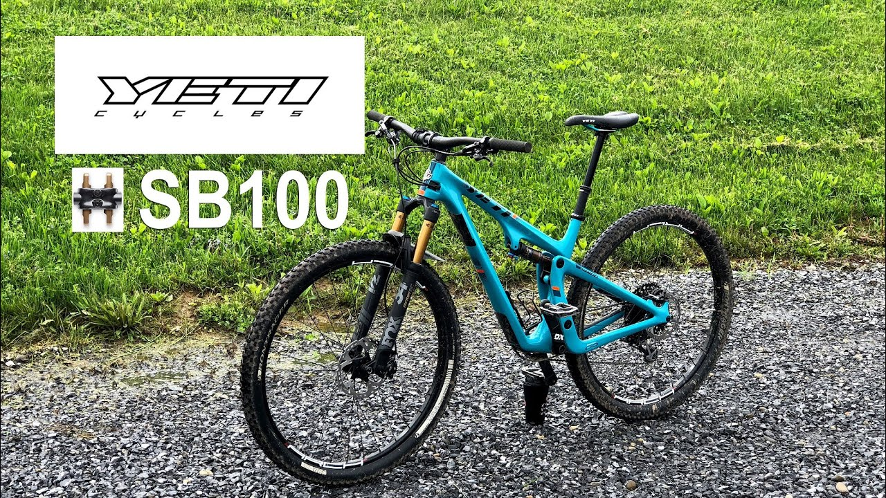 Yeti SB100: Customer Review