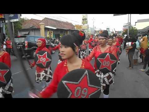 Karnaval Warga RT 09  Modinan tahun 2015