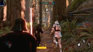 Star Wars Battlefront - Walker Assault Gameplay PS4 60fps (No Commentary)