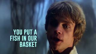 SEAGULLS  Stop It Now     A Bad Lip Reading of Starwars 2 Viral VIDEO