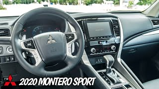 10 New Features in the 2020 Mitsubishi Montero Sport - Philippines